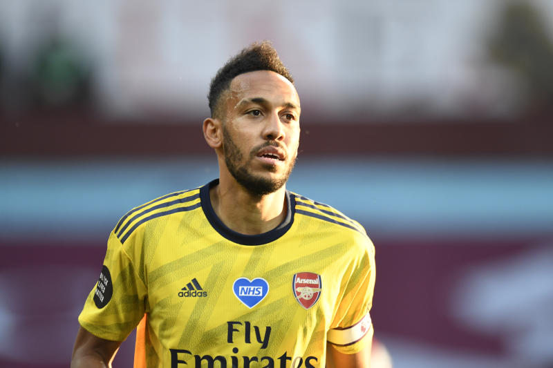 Aubameyang's future may be out of Arsenal hands as he 'freezes' talks