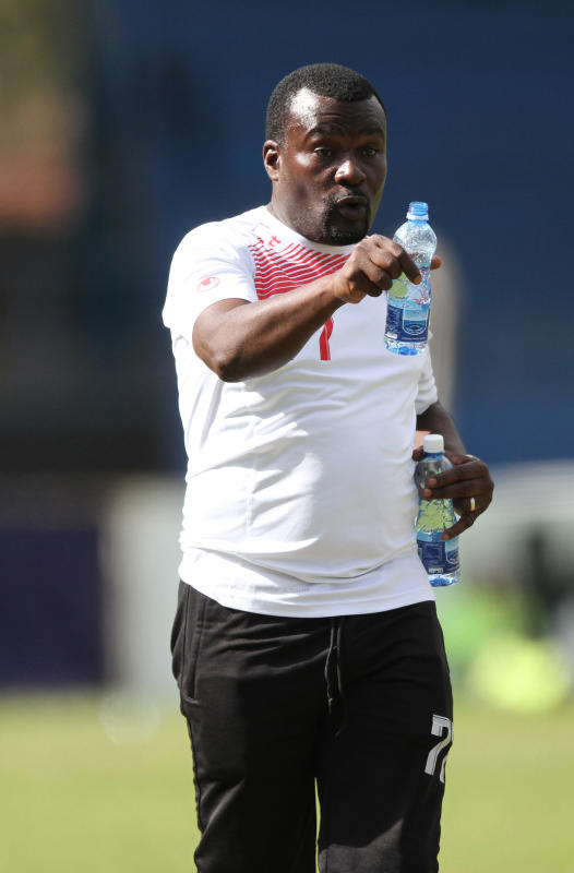 Bandari coach Odhiambo not under pressure to sign new players