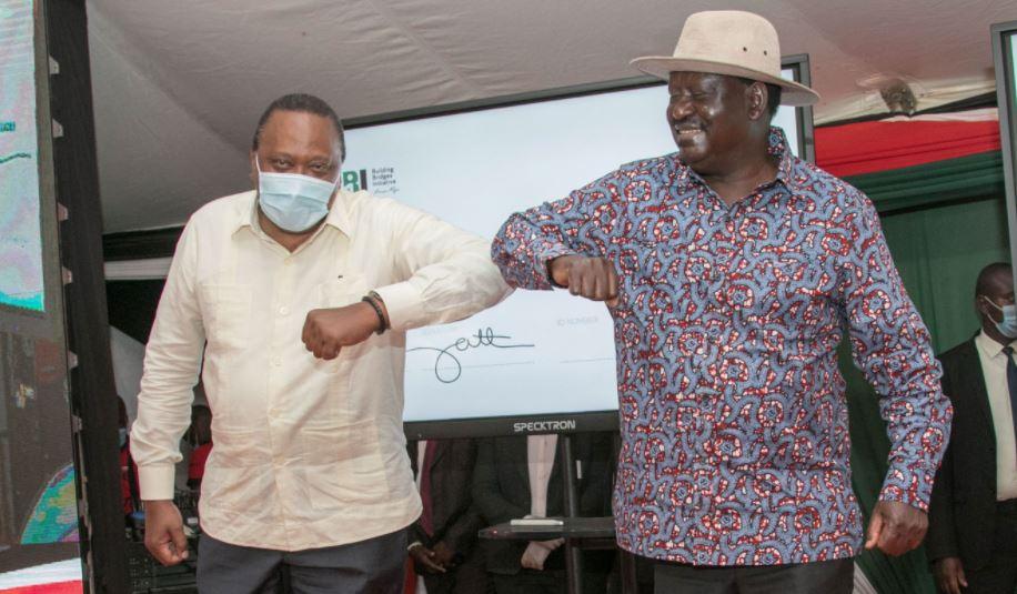 BBI signature launch: Uhuru reveals what intelligence told him