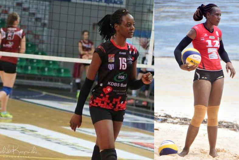 Beach Volleyball: Agala and Makokha hope to beat Tokyo heat first