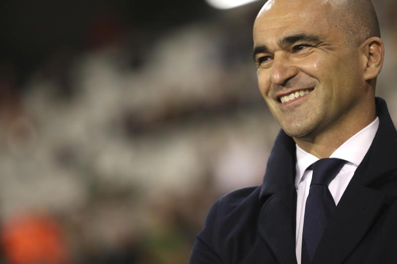Belgian FA confirms contract extension for Roberto Martinez