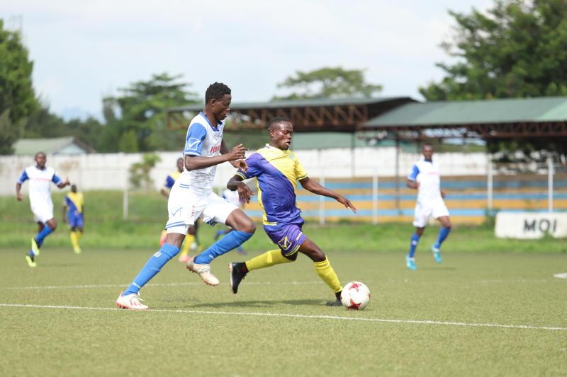 Bidco United edge Sharks as K'Ogalo return to winning ways