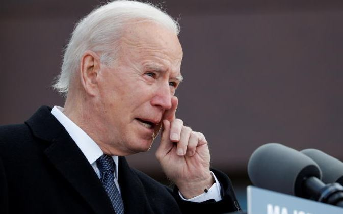 Biden inauguration: A ceremony of many firsts