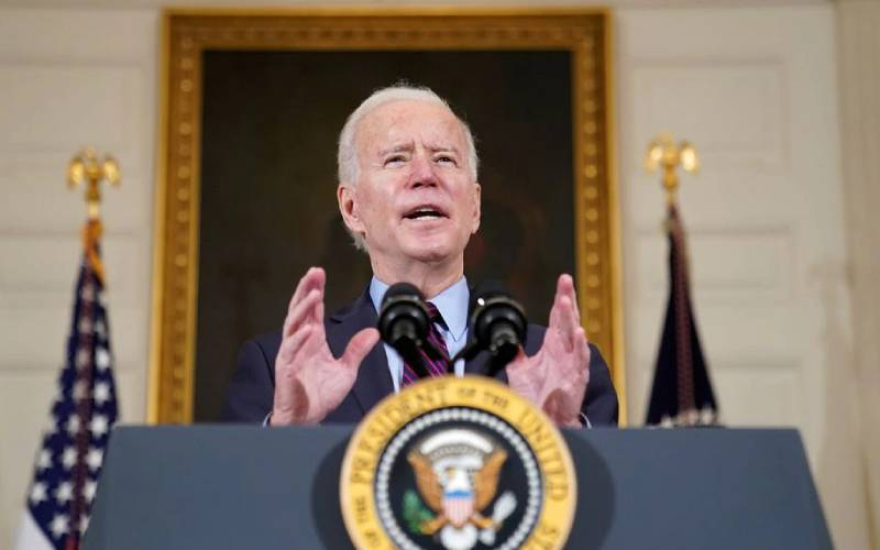 Biden to suspend Trump-era oil and gas leases in Alaska refuge