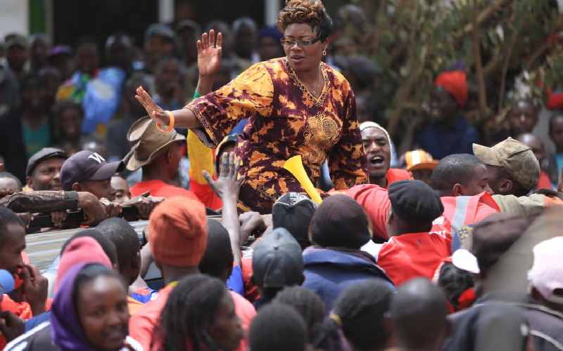 Trouble in Uhuru's 'bedroom' as allies switch camps