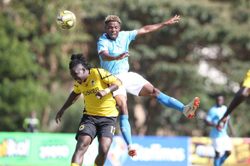 Blow to Tusker as club captain quits amid title race