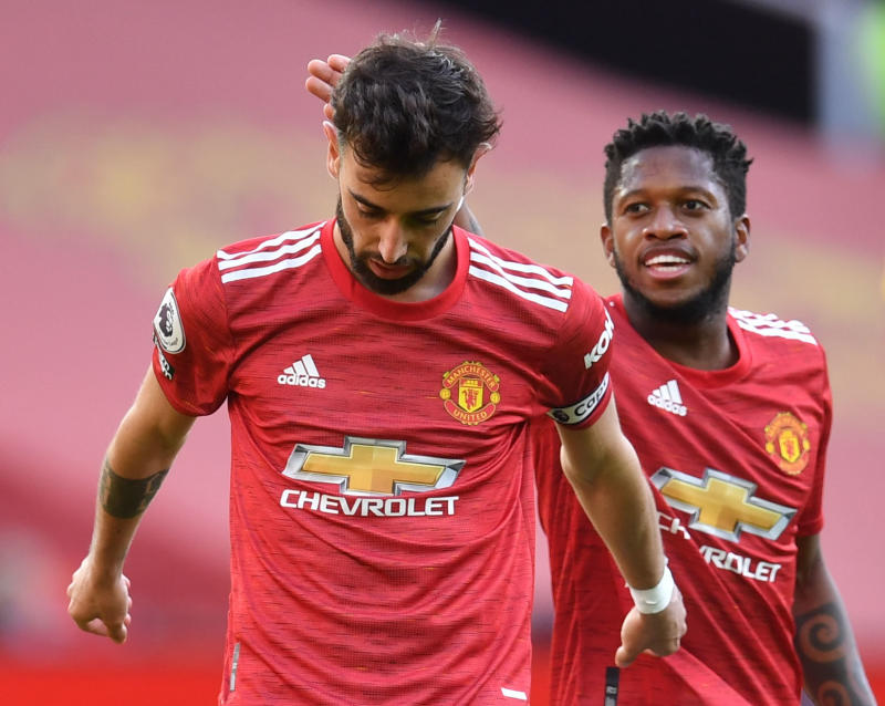 Bruno Fernandes identifies Manchester United main problem ahead of Europa League final