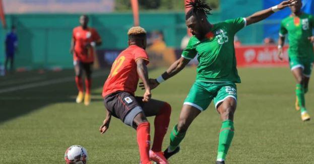 Burkina Faso qualify for AFCON finals