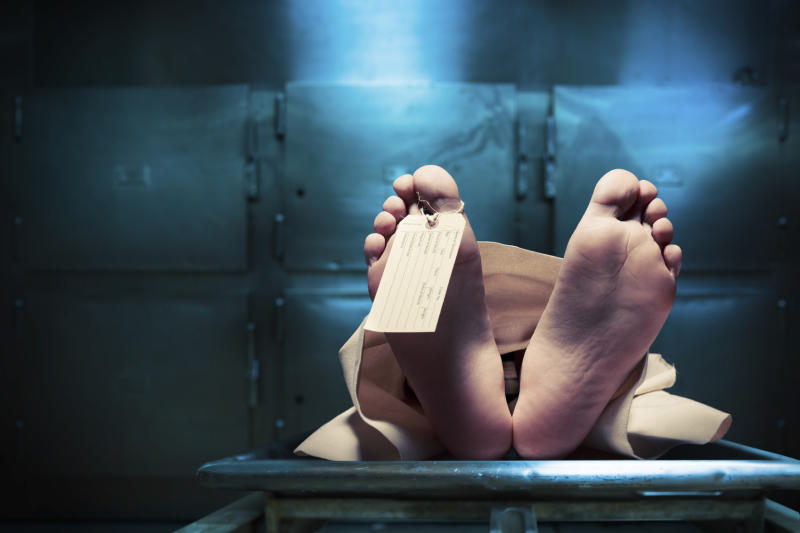 Busia family storms mortuary and 'steals' body