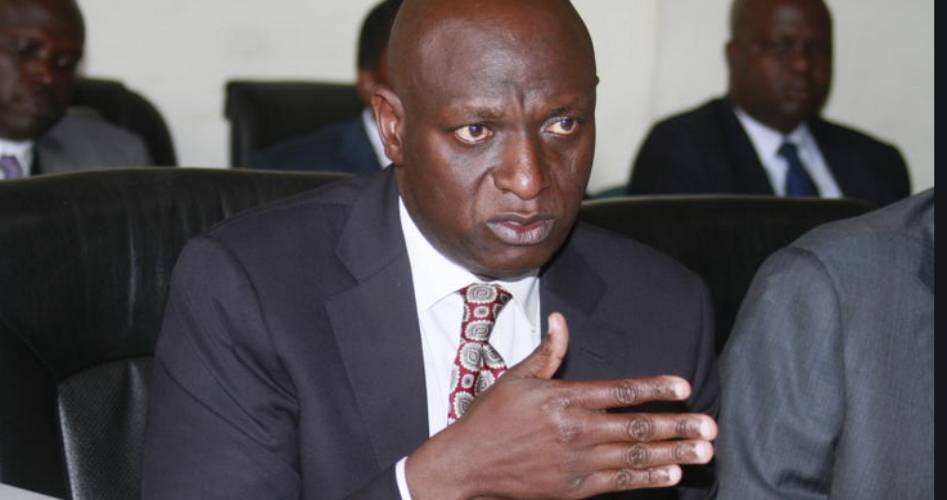 Cabinet Secretary Keter halts review of power contracts