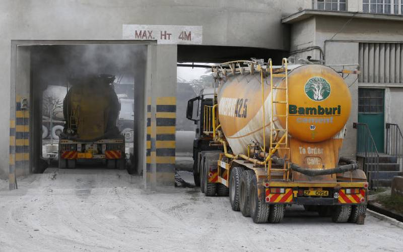 Cement manufacturers escalate dispute over clinker import tax