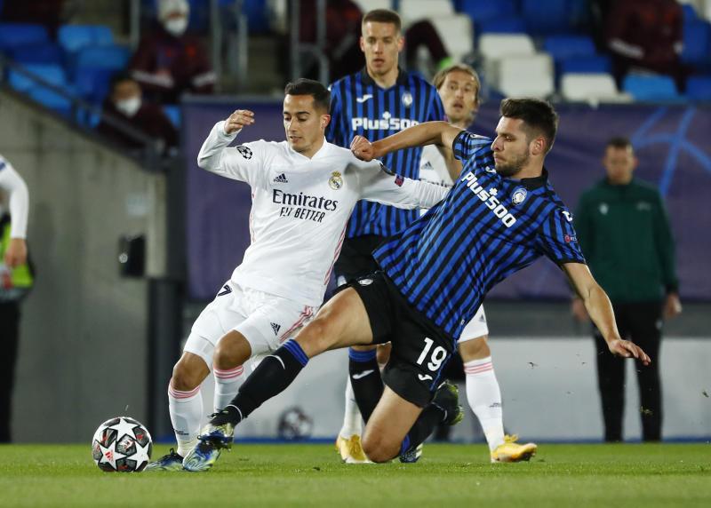 Champions League last-16 second leg: Real Madrid beat Atalanta to reach quarters