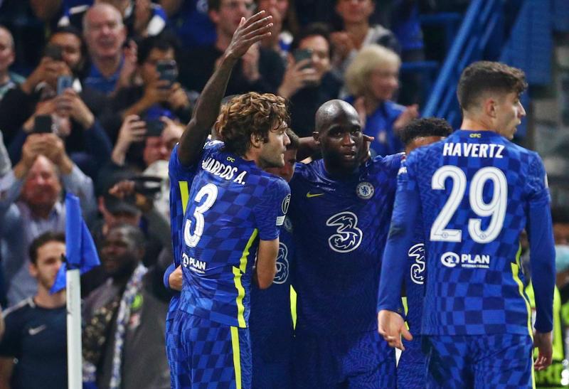 Champions League: Lukaku earns Chelsea narrow win over Zenit