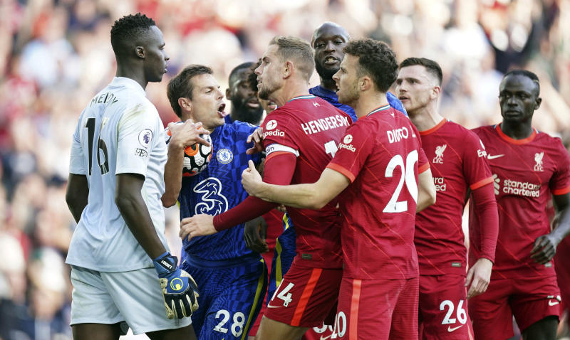 Chelsea charged for failing to control players against Liverpool