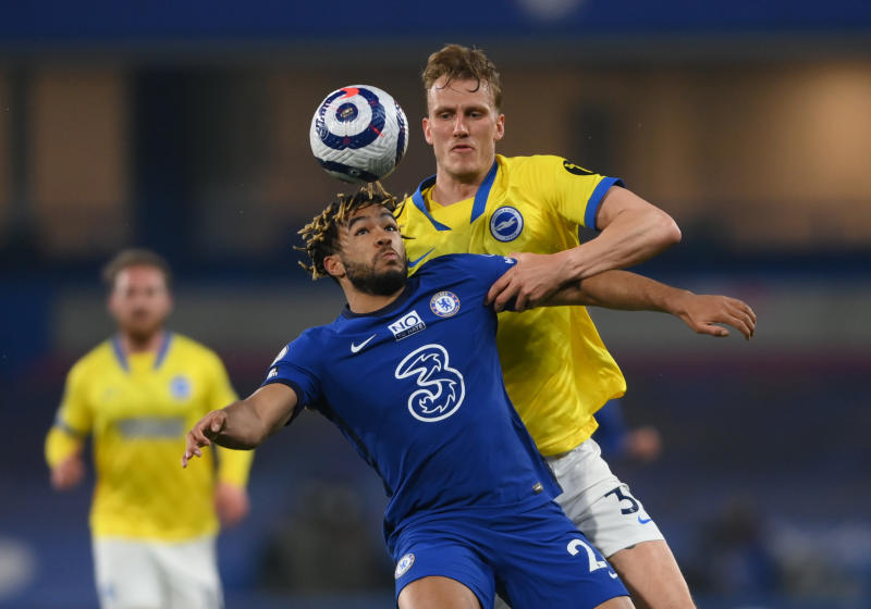 Chelsea held to 0-0 draw by Brighton amid Super League drama