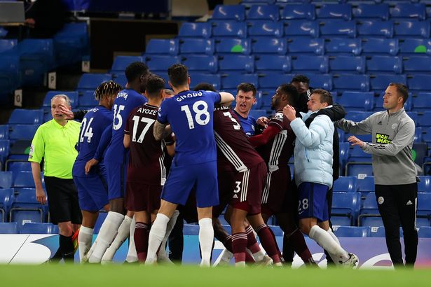 Chelsea, Leicester fined for Stamford Bridge incident