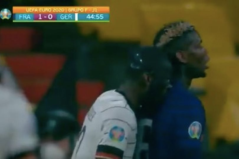 Chelsea's Rudiger facing bite claims after Pogba incident in France vs Germany