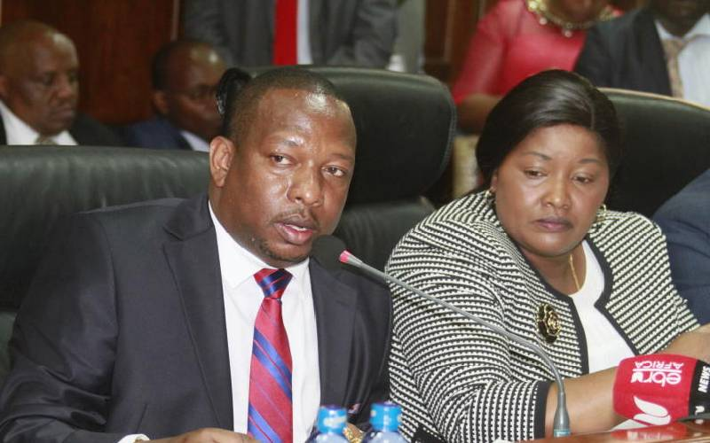 City MCAs resolve to terminate the contract of county attorney