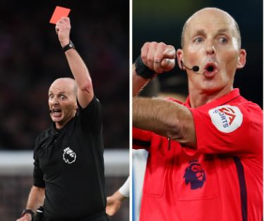 Controversial referee Mike Dean to make Premier League return after death threats