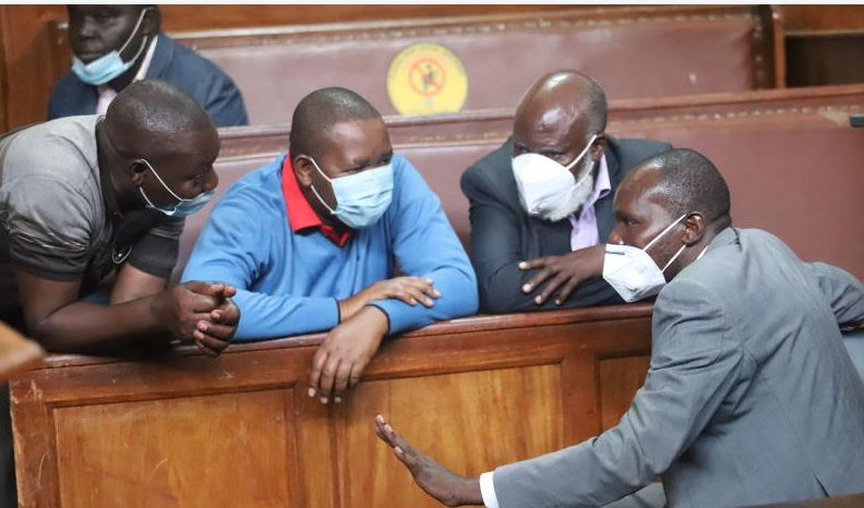 Court frees Migori Speaker Boaz, 14 others on Sh300,000 bail each