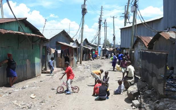 Covid-19 response fails residents of city slums