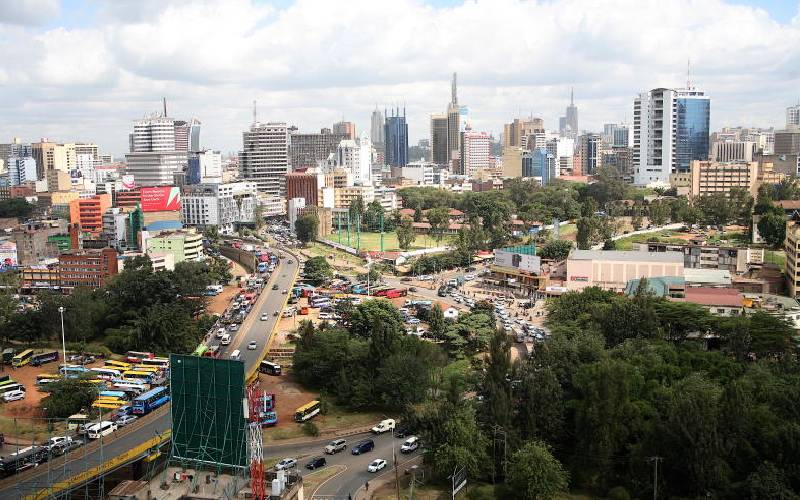 Covid: It's time to relocate capital city from Nairobi