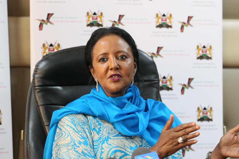 CS Amina Mohammed, the early front runner for WTO job