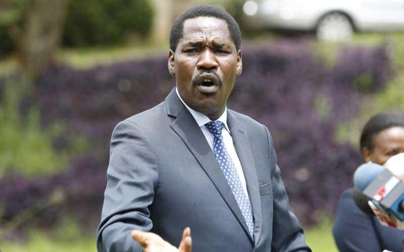 CS Munya fined Sh100,000 for disobeying court