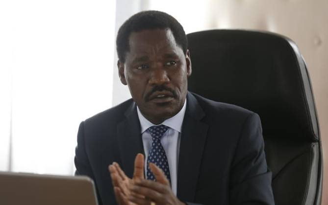 CS Munya: Up milk output or we'll be forced to import