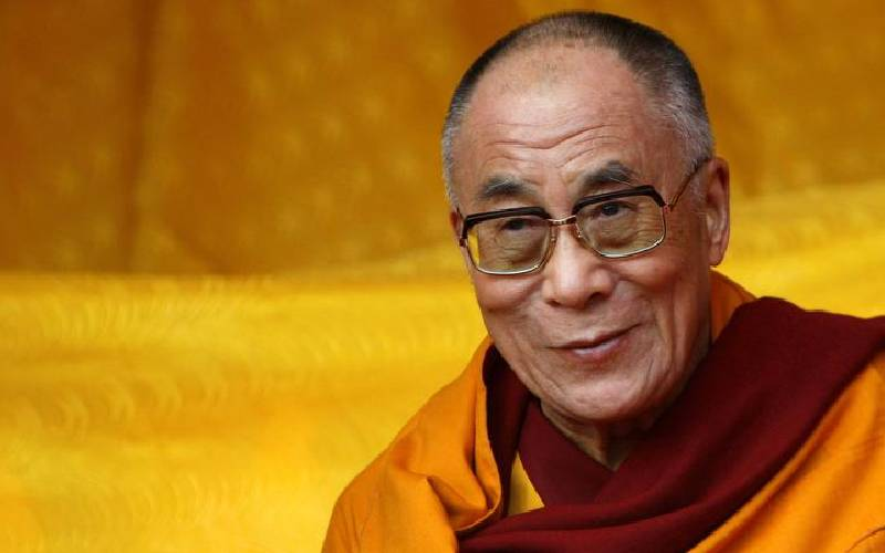 Dalai Lama thanks PM Modi for birthday wishes