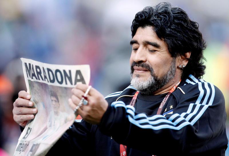 Diego Maradona's most famous quotes