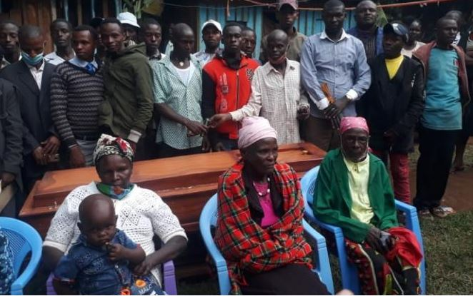 Dilemma as polygamous centenarian buried by over 300 relatives