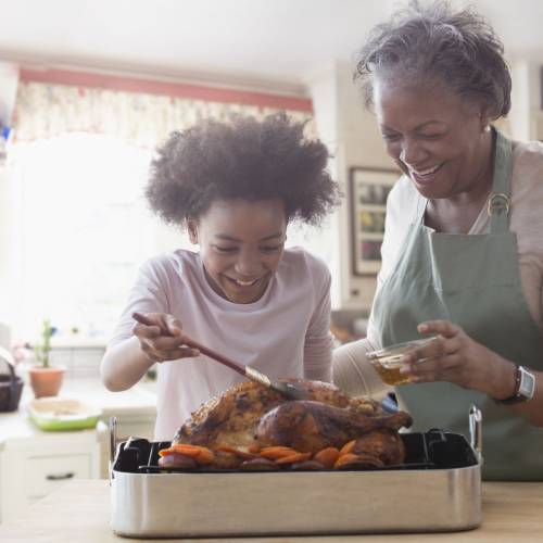 Don't deny your child time to bond with grandma