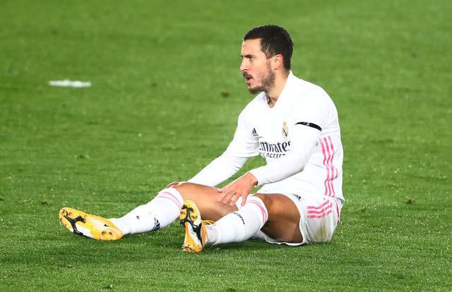 Eden Hazard suffers thigh injury, doubt for Atalanta UCL clash