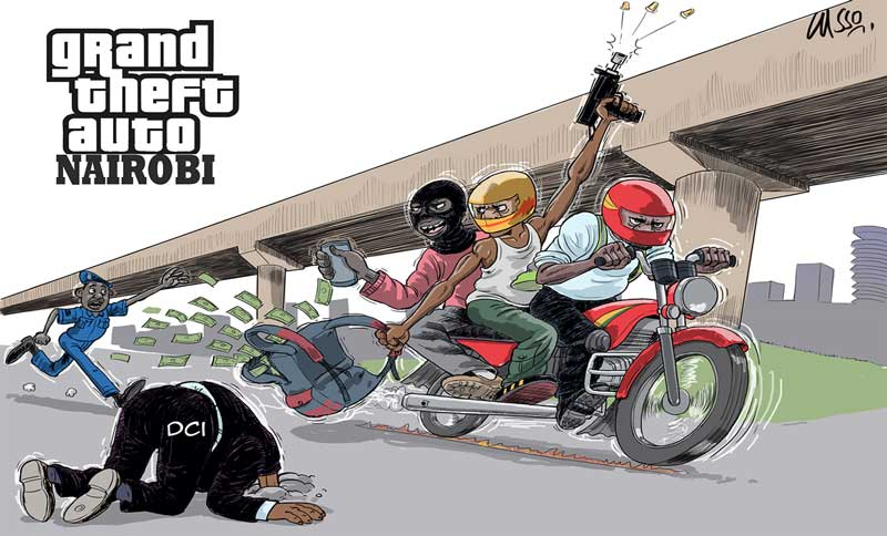 Editorial: Grand Theft Auto Nairobi