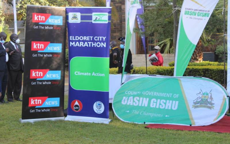 Eldoret City Marathon postponed indefinitely