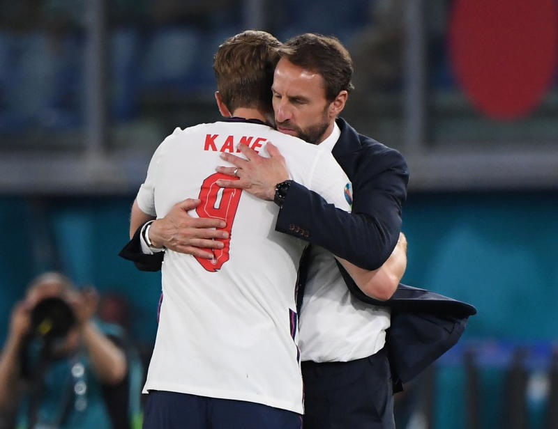 England looking to break barriers by making Euros final, says Southgate
