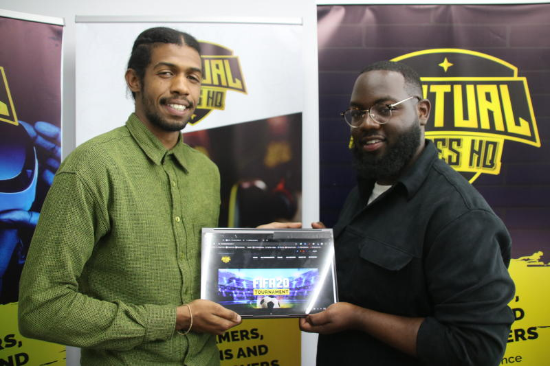E-Sports: Loveday wins FIFA20 and Sh100,000 during Virtual Games HQ awards