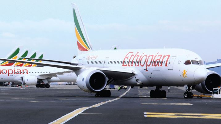 Ethiopian Airlines sends employees on mandatory leave