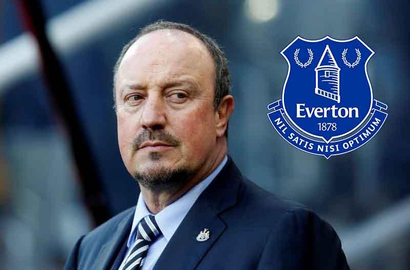 Everton set to appoint Rafa Benitez as manager