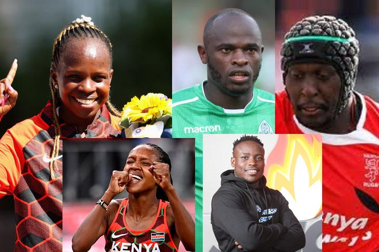 Faith misses out as atheletes are honoured during Mashujaa Day