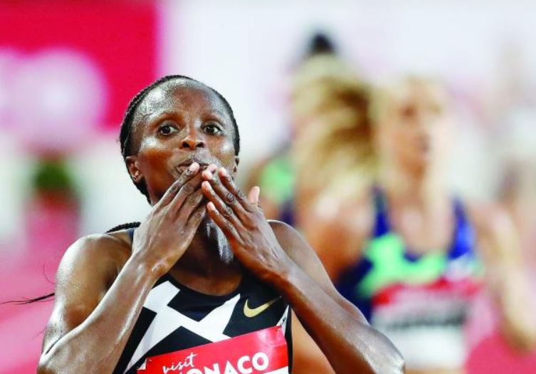 Female World Athlete of the Year: Three Kenyans listed for prestigious award