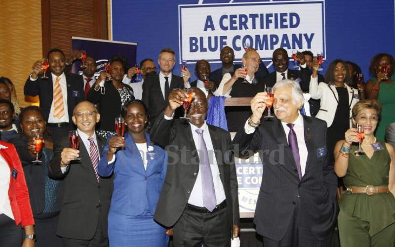 Firms unite in push to fight corporate graft
