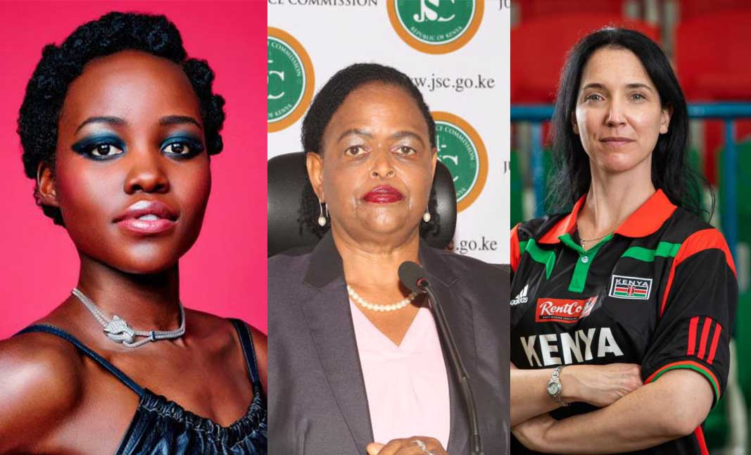 First achievers: Women who top the charts in Kenya