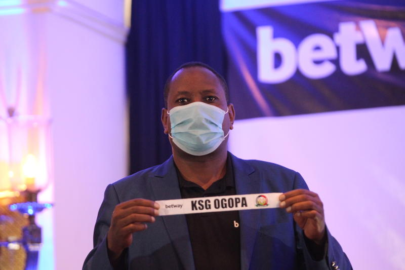 FKF Betway Cup to kick off on Saturday