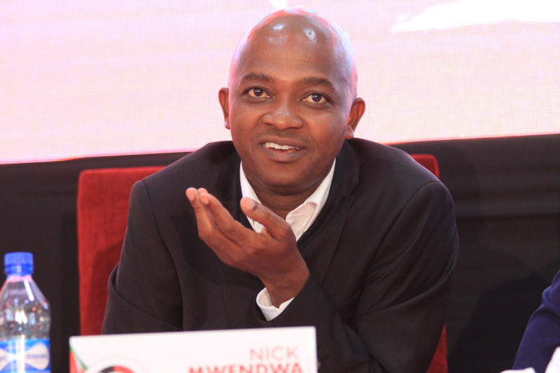 FKF denounces SDT's consultative forum, waits for FIFA direction