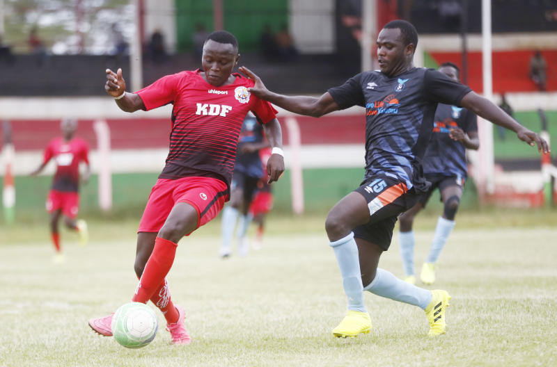 FKF sets dates for promotion, relegation matches