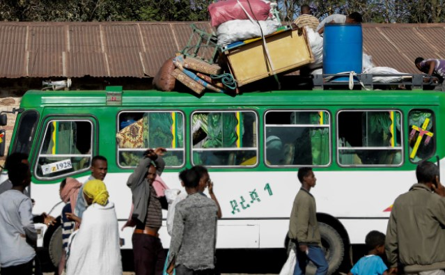 Food, water running out in Tigray refugee camps – UN