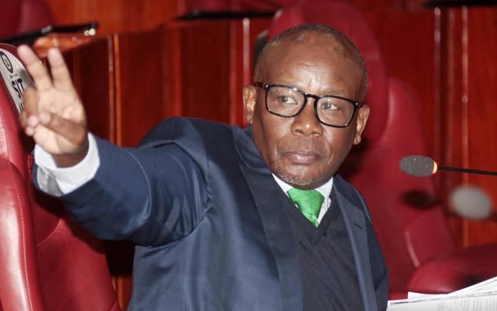 Former AG faults CS Macharia on multi-billion medical leasing deal