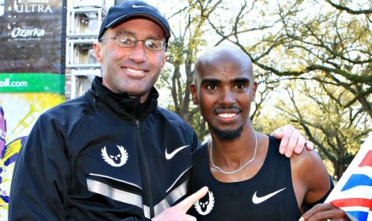 Former Mo Farah coach permanently banned due to sexual, emotional misconduct